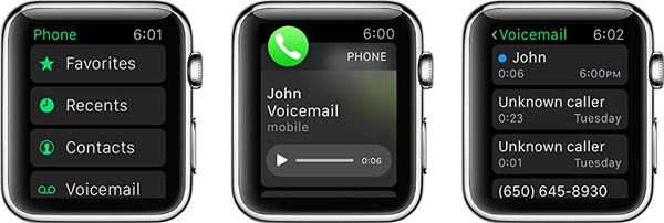 Apple Watch Tips & Tricks – Listen to Voicemails