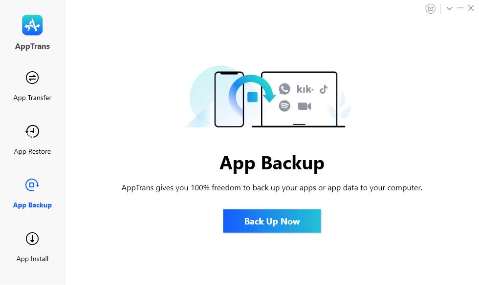 Click App Backup