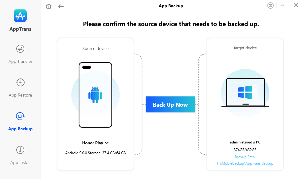 Connect Android Phone to Computer