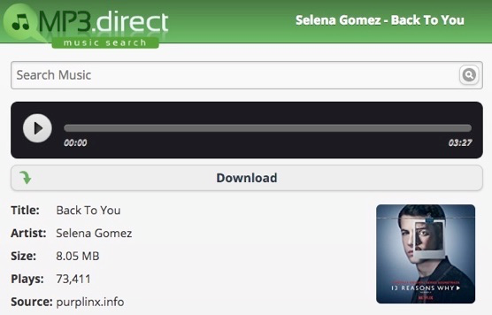 Free Download Selena Gomez Back To You Mp3 And Ringtone