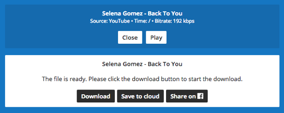 Selena Gomez Back To You MP3 Download – MP3Juices