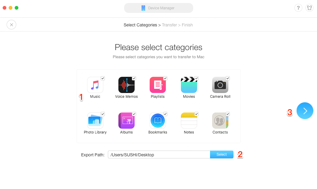 How to Backup iPhone iPad Content to iTunes Library