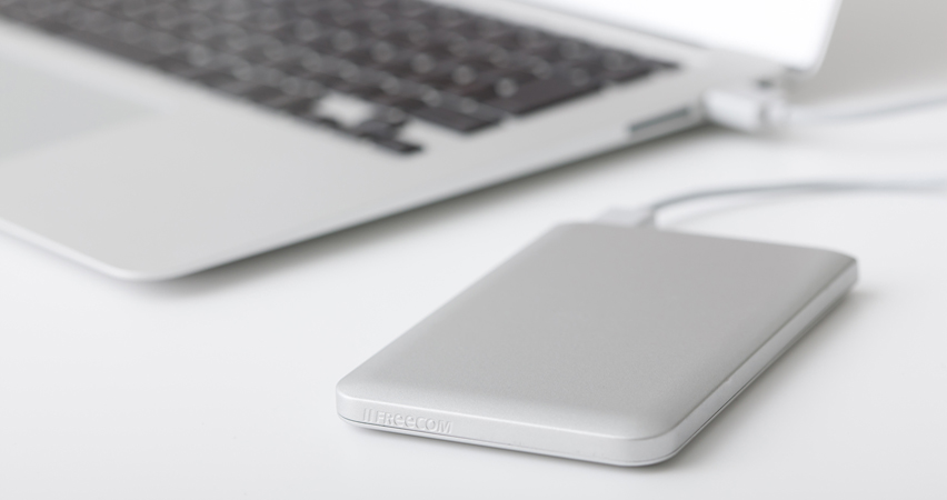 How to Backup Your iPhone to External Drive