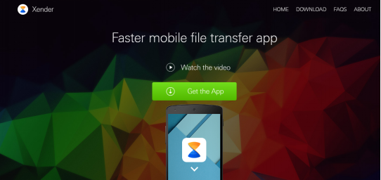 Top 5 Best Android Wireless Transfer App - Xender