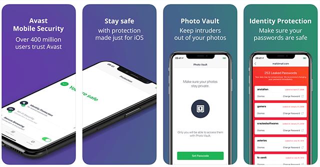 Avast Antivirus for the iPhone