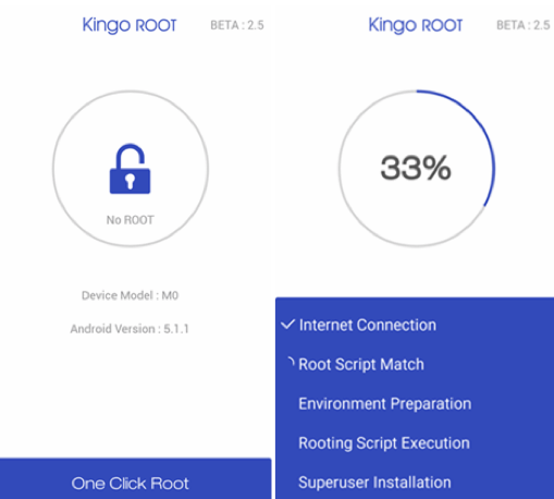 Top 5 Best Apps to Root Your Android Phone - KingoRoot