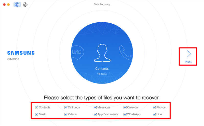 Android & iOS] 2018 Best 10 Phone Data Recovery Software Review