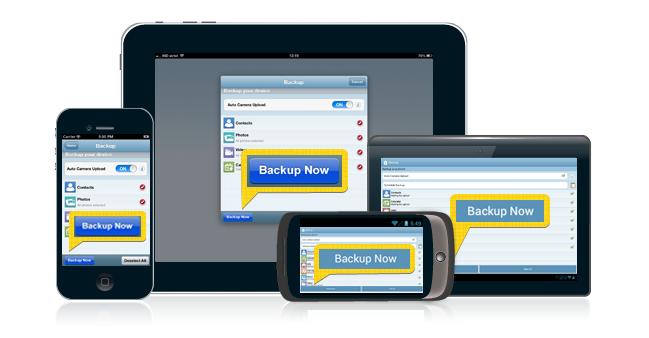 iPhone Backup Software - iBackup