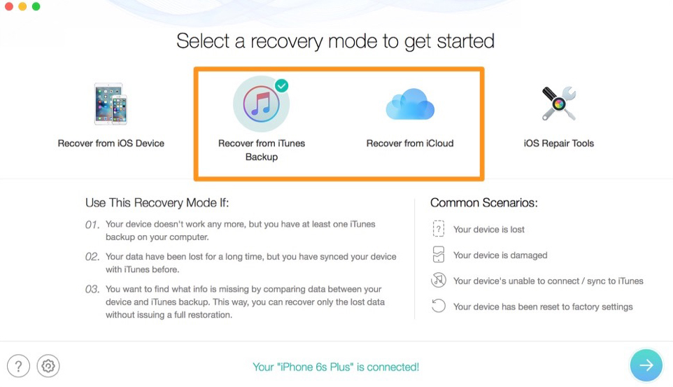 2018 Top 5 Best iPhone Data Recovery Software for PC\/Mac [Review]