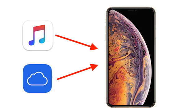 How to Restore iPhone from iTunes/iCloud