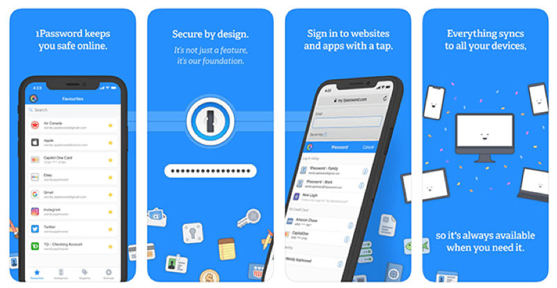 best password manager for ios devices