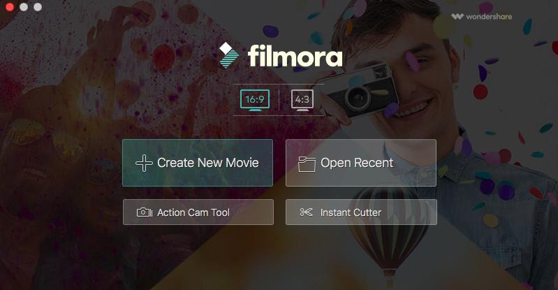 Top 3 Video Editing Software for Mac - Filmora