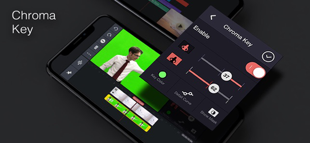 KineMaster Video Editor for the iPhone