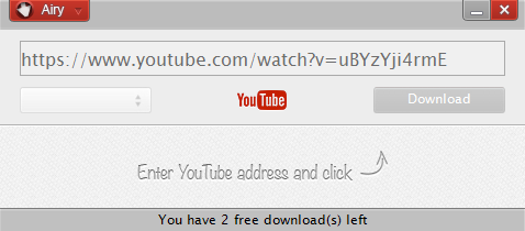 Best YouTube to MP3 App: Airy YouTube Downloader