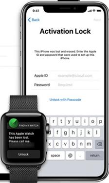 Bypass Apple Watch iCloud Lock