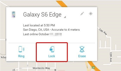 Bypass Samsung Lock Screen with Android Device Manager