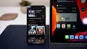 Dark Mode on iPhone iPad