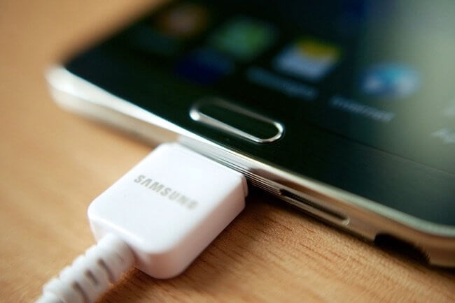 Recharge Your Android Phone
