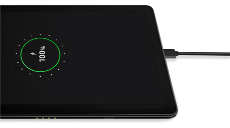 Charge Your Samsung Tablet