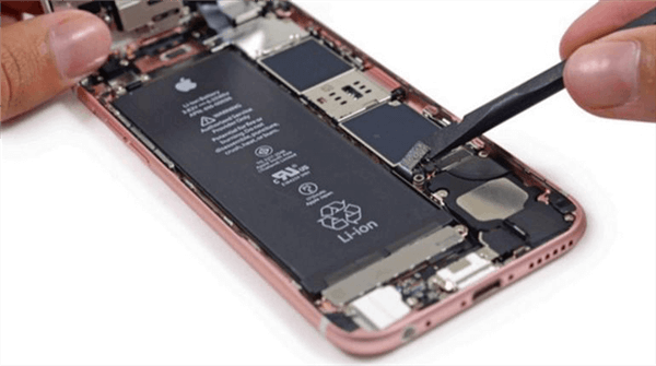 Check iPhone Internal Hardware