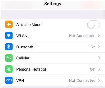 Check Wi-Fi Connection
