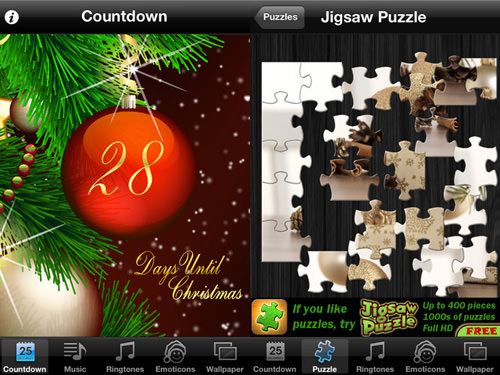 Christmas Apps for iPhone & iPad – Christmas
