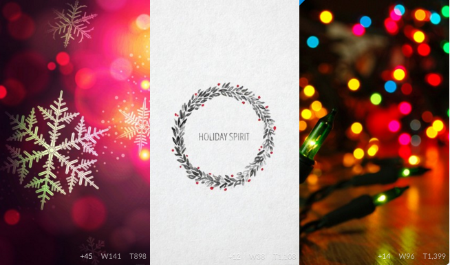 2015 Christmas Wallpapers for iPhone and iPad – iMobie Inc.