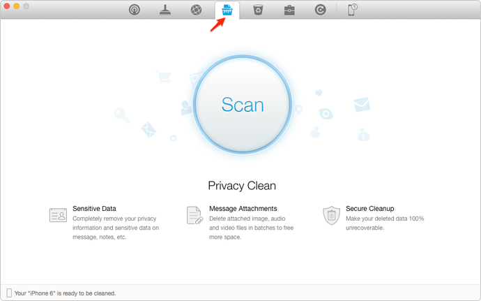 How to Prevent Others from Recovering Deleted Data on iPad
