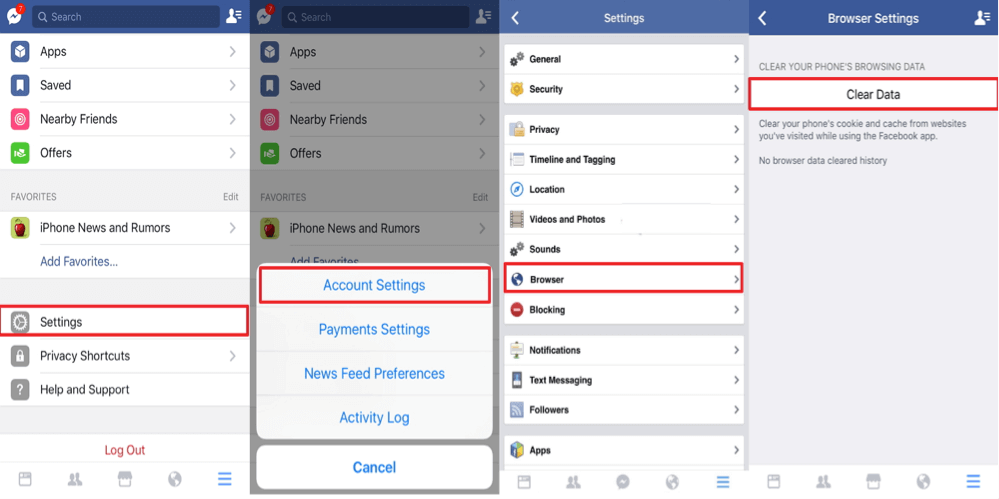 Fix: Facebook Comments Not Working via Clear Cache