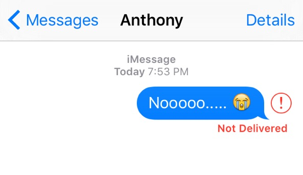 iOS 10 Issues – iMessage Problems on iOS 10