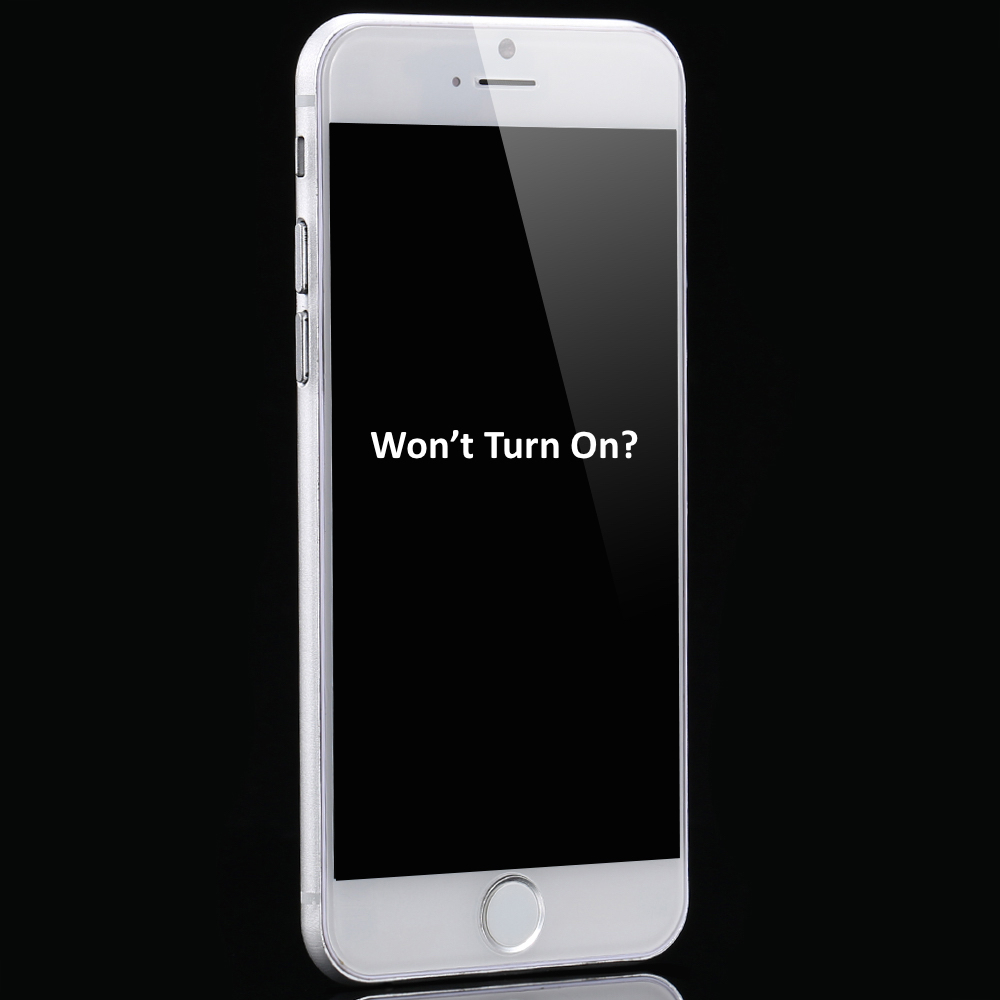 Common iOS 9 Problems – iPhone Won't Turn On