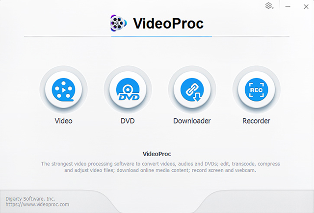 Convert iPhone Videos to MP4 with VideoProc