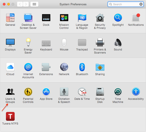 How to Create a Guest User for Mac OS X – Step 2