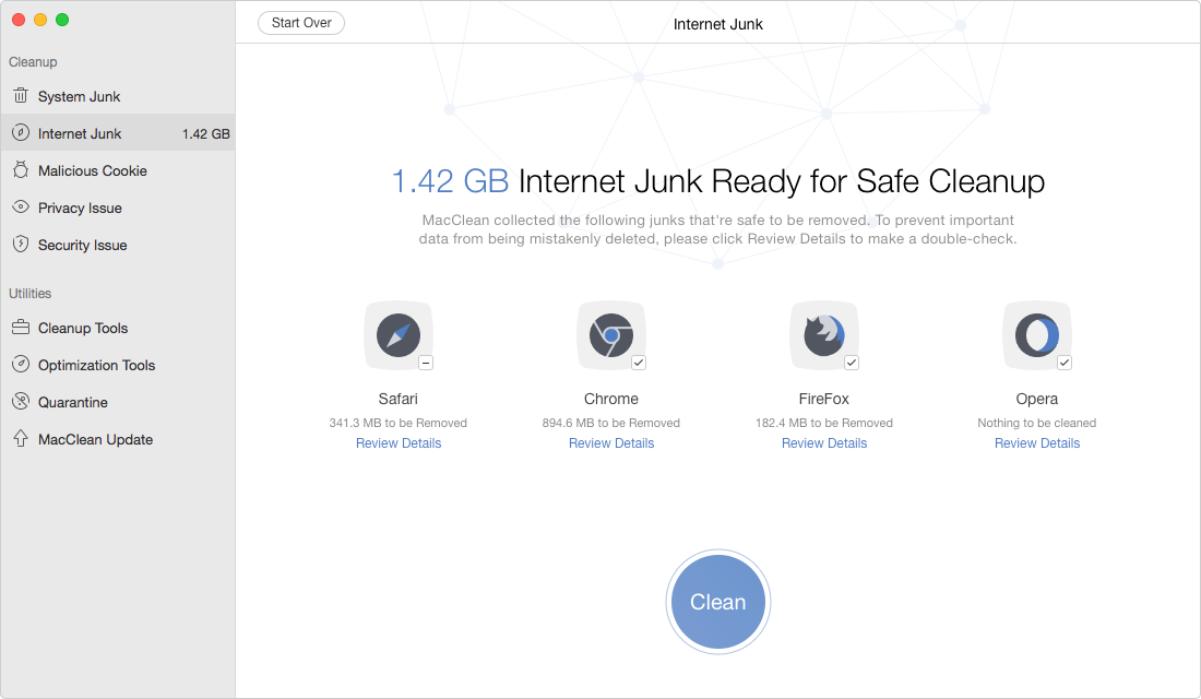 How to Clear Browsing History on Mac – Step 2