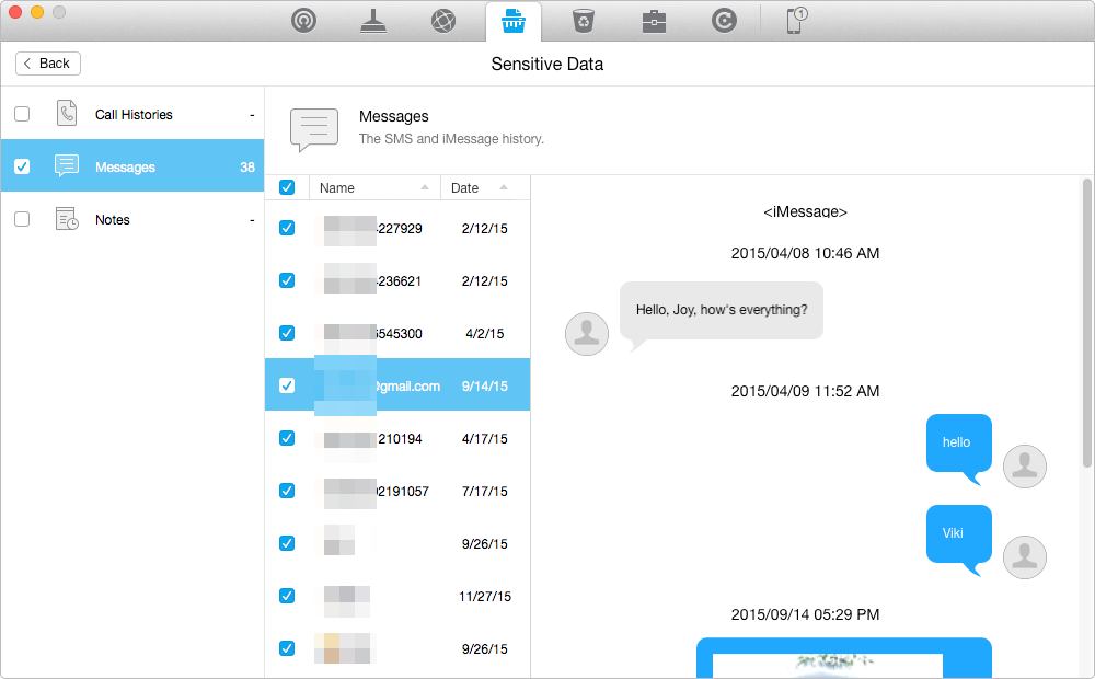 delete messages iphone how to delete your messages on skype on iphone imobie guide 10499