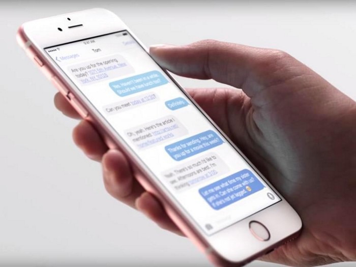How to Delete Messages on iPhone 6/6s