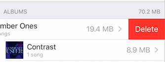How to Delete Music Album on iPhone – Settings App