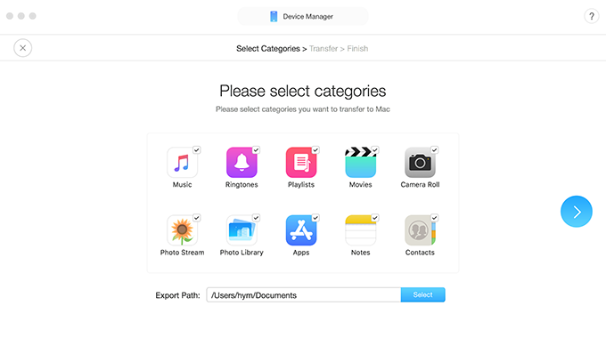 How to Delete Photos from iPhone but Not iCloud – Step 2