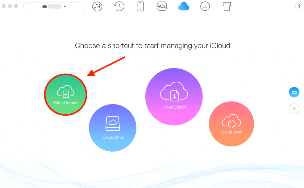 How to Delete Photos from iPhone but Not iCloud - Step 4