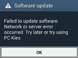 Disadvantages of Rooting Android - Update Problems