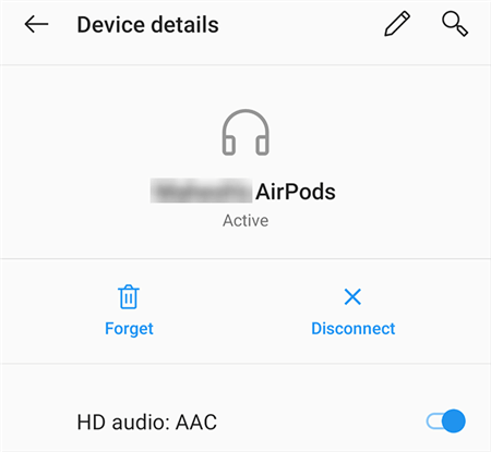 Disconnect Bluetooth Devices