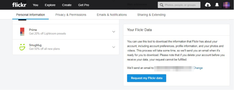 How to Download All Flickr Photos