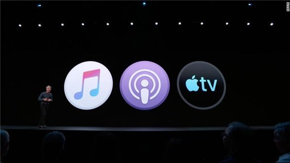 iTunes will be Replaced by Three New Applications