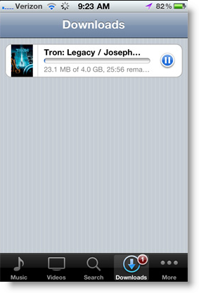 Download iTunes Purchases from iPhone