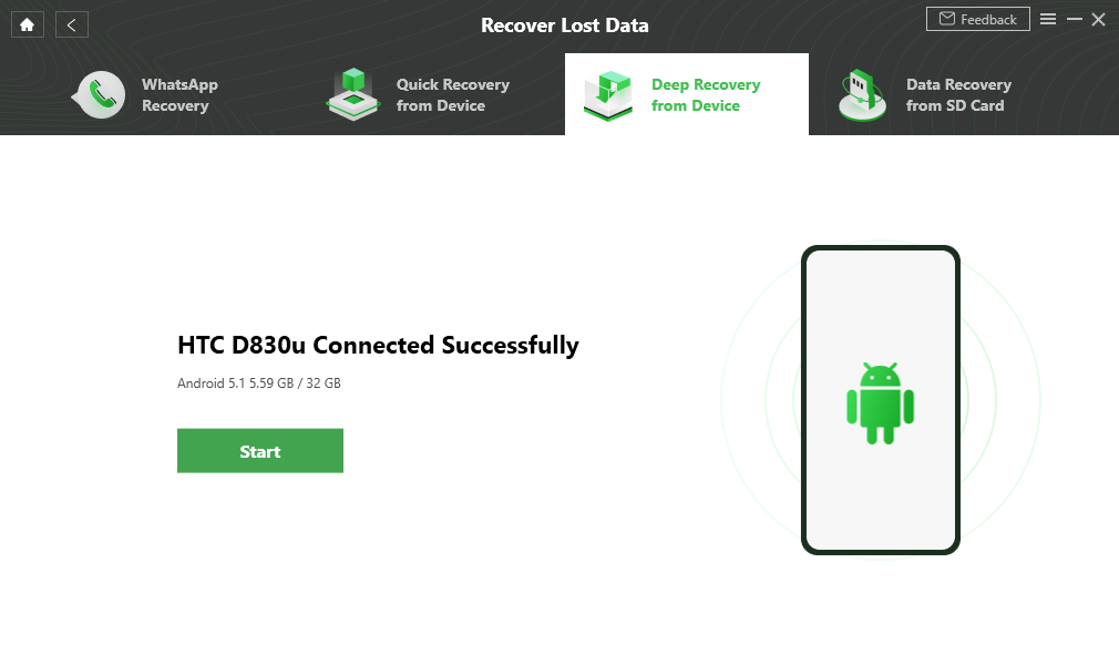 Connect Android with Computer