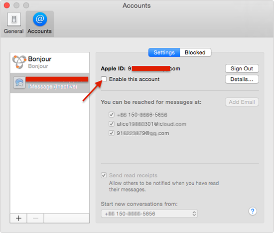 How to Enable and Activate iMessage on Your Mac
