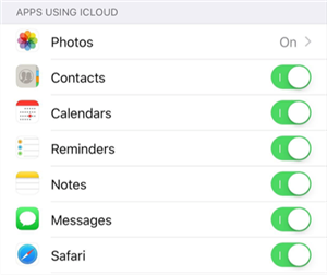How to Export Text Messages/iMessages from iPhone to Mac - Step 3