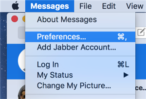 How to Export Text Messages/iMessages from iPhone to Mac - Step 5