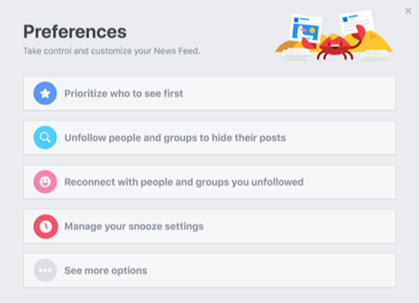 Fix: Facebook News Feed Not Working - Adjust Facebook News Feed Settings