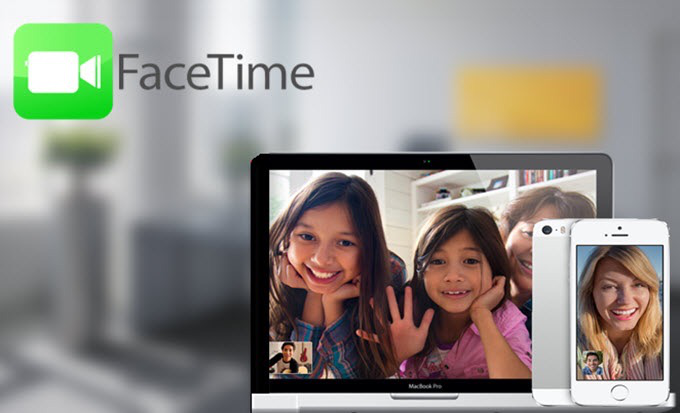 FaceTime – Apple's Amazing Video Phone Call Service